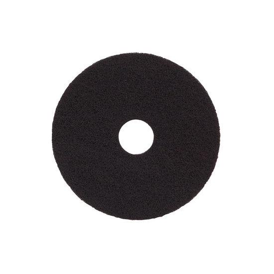 "Floor Pads, Black 19"""