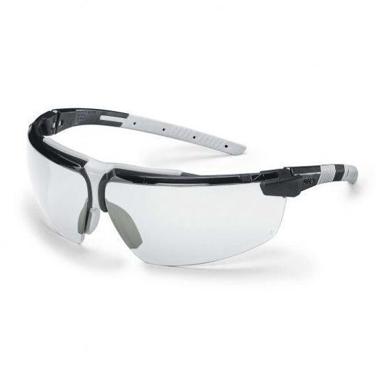 Uvex I-3 Supravision Dark lens Glasses