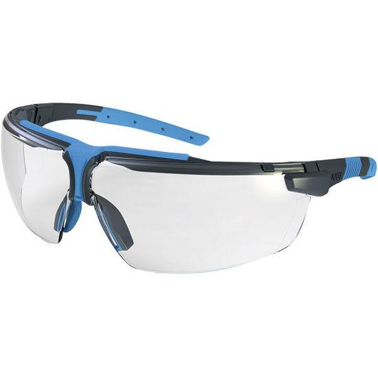 Uvex i-3 Supravision Clear Glasses