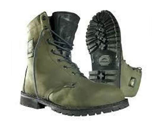 Picture of Superforet Chainsaw Boots, Green