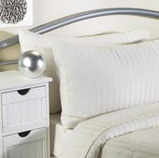 Picture of Pillow Cases , Flame Retardant, Cream (2pk)