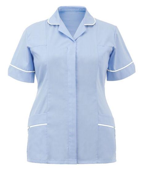 Picture of Orbit Ladies Classic Tunic, Sky Blue