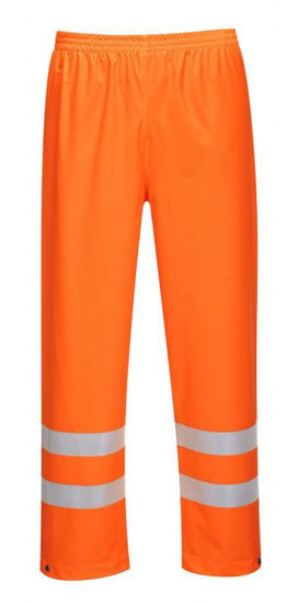 Picture of Sealtex Ultra Reflective Trousers, Orange Size: Large