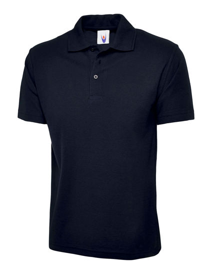 Picture of Uneek Classic Polo Shirt, Navy