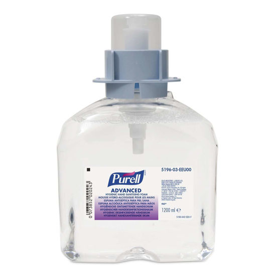 Picture of Purell Hand Sanitising Foam TFX 1200ml