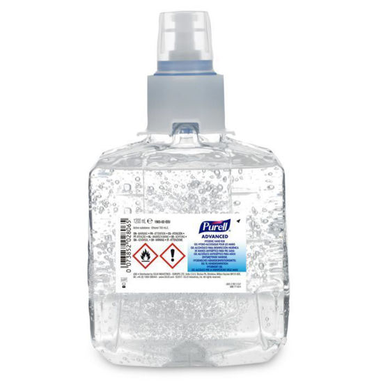PURELL® Advanced Hygienic Hand Rub, 1200ml,
