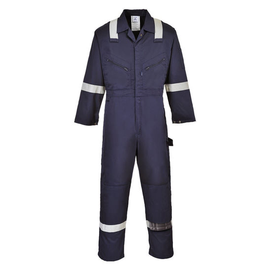 Picture of Portwest Iona Coverall, Navy
