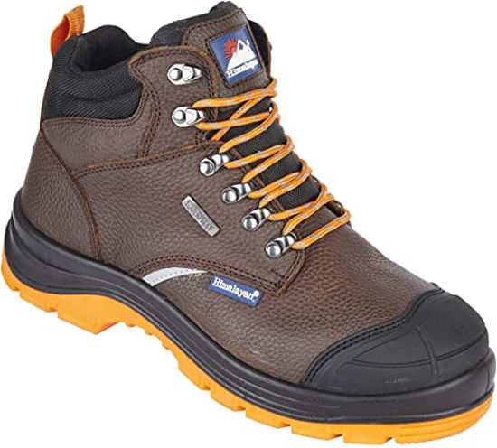 Picture of Himalayan Brown Laced Waterproof Boot, S3