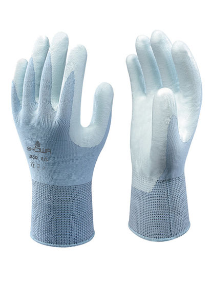 Picture of Showa 265 Nitrile Coated Glove, Size: Large