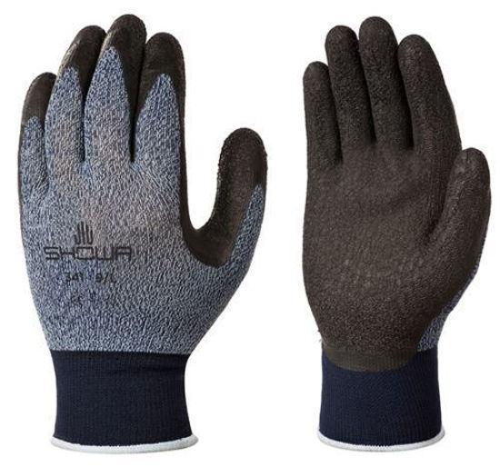 Picture of Showa Advanced Grip Glove, Grey/ Black