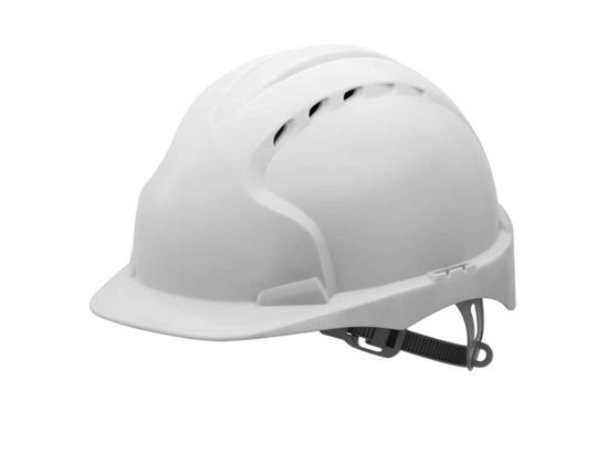 Picture of JSP Evo2 Safety Helmet Ventilated, White W/ Walsin Logo Embossed
