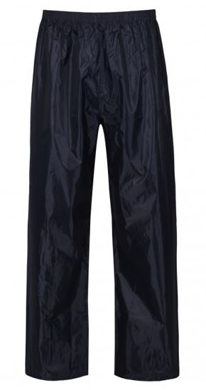 Picture of PVC Rainsuit Trouser, Navy
