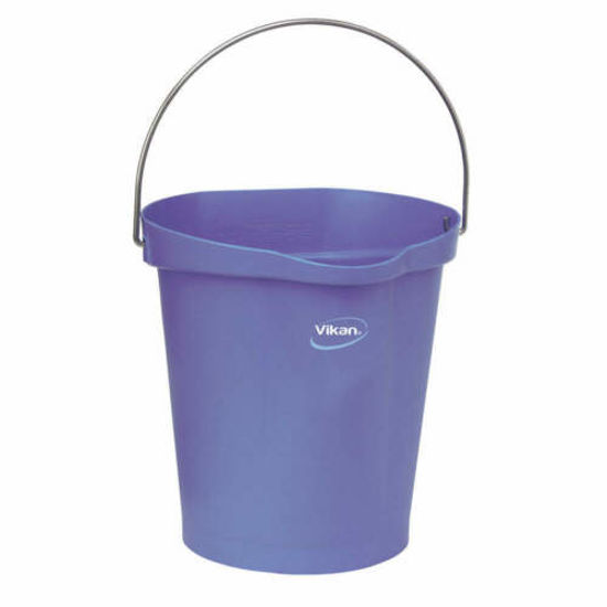 Picture of Vikan Bucket, 12L, Purple