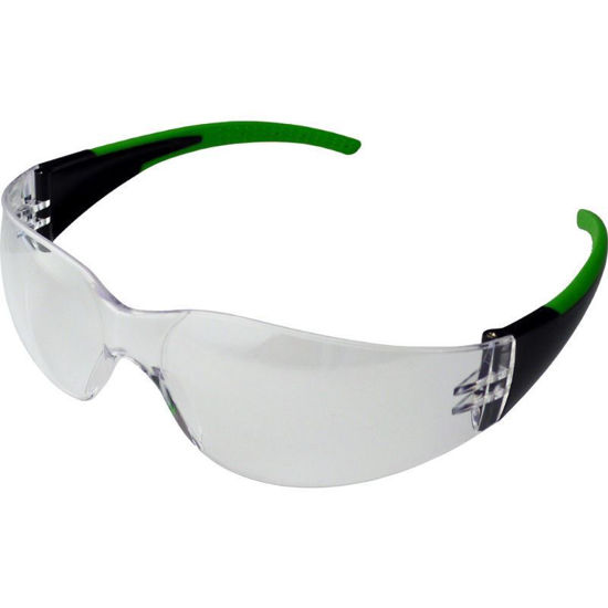 Picture of Java Sport Safety Glasses Clear Lens