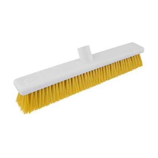 Picture of Washable Broom Soft 45cm, Yellow