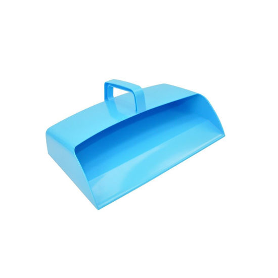 Picture of Enclosed Dust Pan Blue