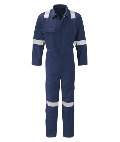 Picture of Orbit Fuego Pyrovatex Coverall, Navy