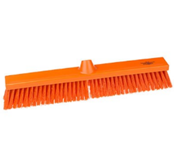 Hillbrush Premier Stiff 400mm Sweeping Broom