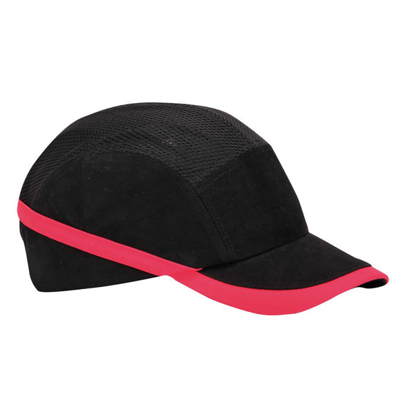 Picture of Portwest Vent Cool Bump Cap, Black