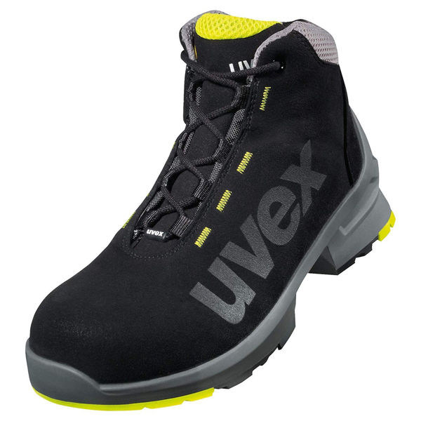 Picture of Uvex 1 Black Laced Trainer Boot