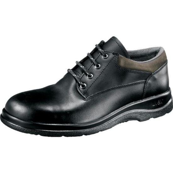 Uvex Wide Fit Safety Shoe, Black S2 Sra