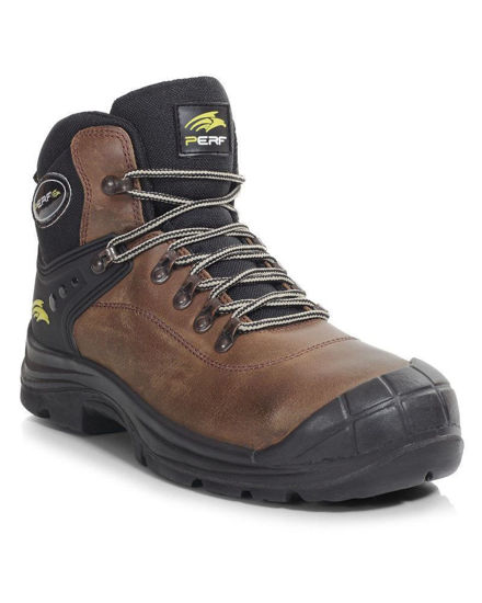 Picture of Torsion S3 Src Hiker Boot, Brown