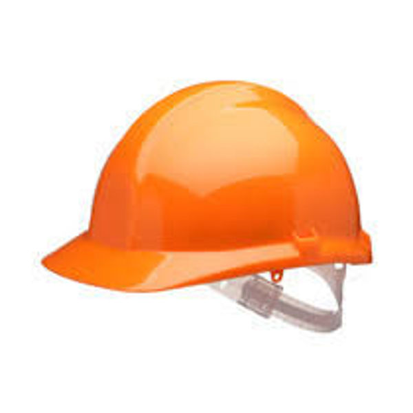 Picture of Centurion 1125 Reduced Peak Helmet, Orange
