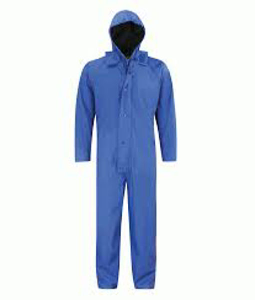 Picture of Hydraflex Coverall, Navy