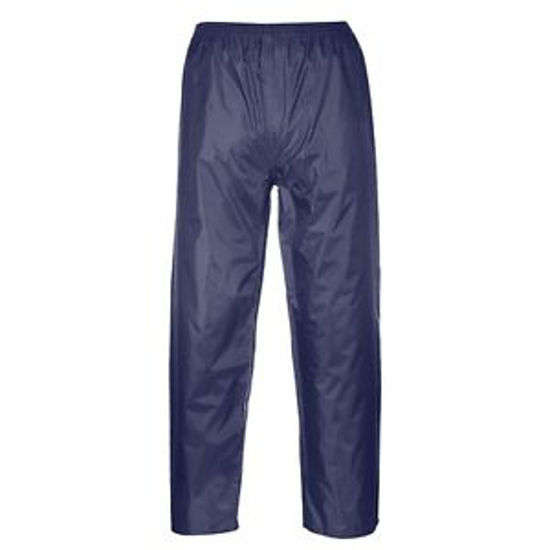 Picture of Portwest Waterproof Trouser, Navy