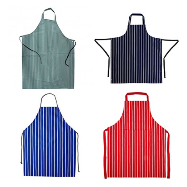 """Picture of Bodytech Apron Butcher Stripped 48"""""""
