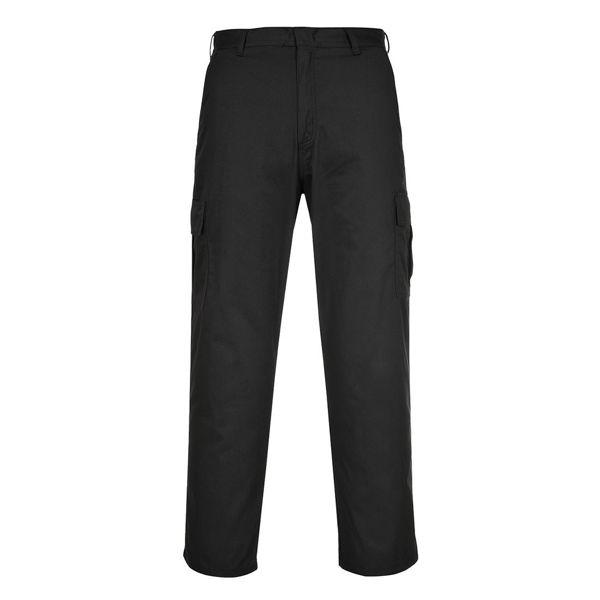 Picture of Portwest Combat Trouser, Black