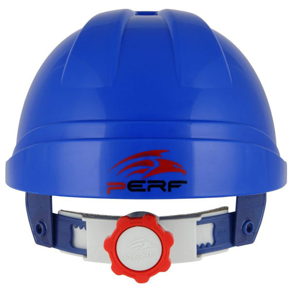 Y-Shield OR7 Fully Auto Rotary Ratchet Drive Helmet, Blue
