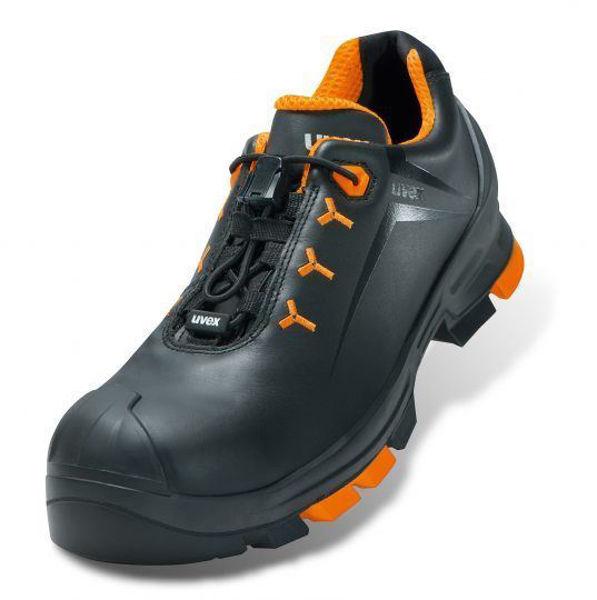 Uvex 2 Leather S3 SRC Shoe