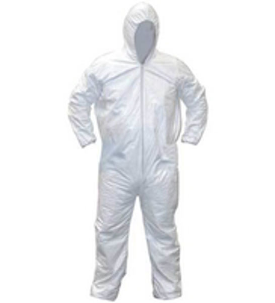Picture of TYPE 5/6 COVERALL SIZE: XLARGE *EACH*(NON LAMINATED)