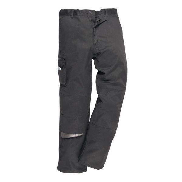 Picture of Bradford Trouser, Black Size: 36R