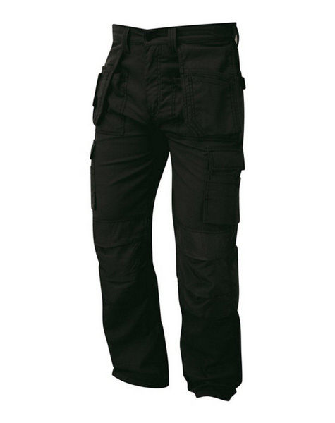 Picture of Orn Merlin Tradesman Trouser, Black Size:40R