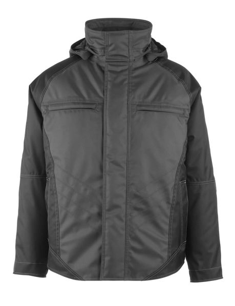 Picture of Mascot, Winter Jacket, Dark Anthracite/ Black