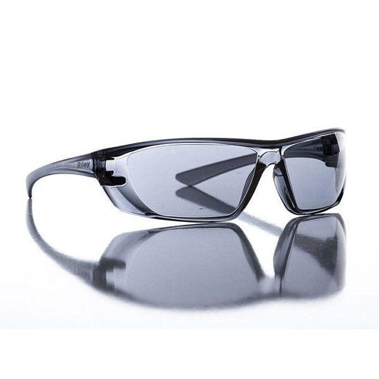 Riley Fresna Safety Glasses, Grey Lens
