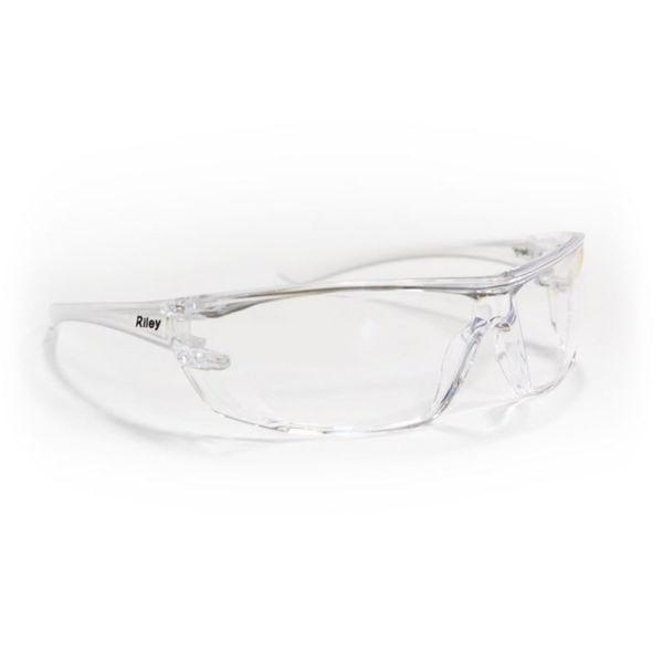 Riley Fresna Glasses, Clear Lens
