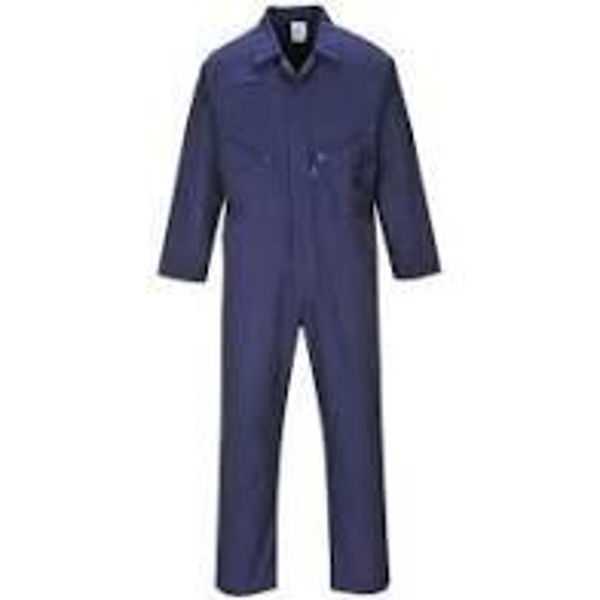 Navy Tailored Coverall