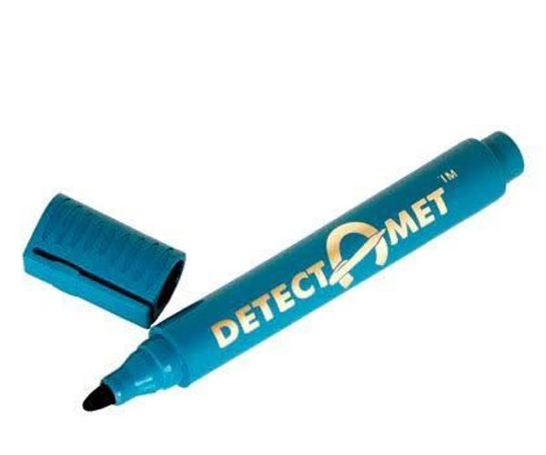 Picture of Md Whiteboard Marker, Red Ink, Bullet Tip Non-Retractable