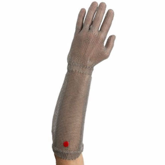 Manulatex Wilco Stainless Steel Chainmail Glove 20cm Long