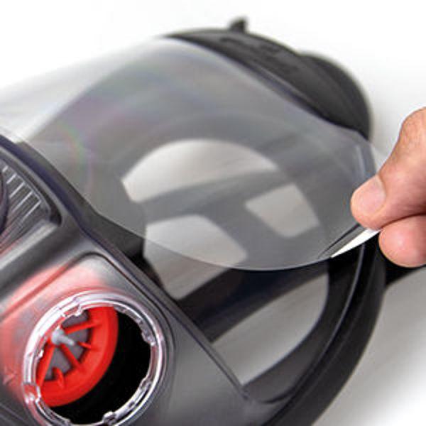 JSP Peel Off Visor Protector For Force™10 Mask