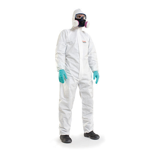 Honeywell Mutex 2 Type 5/6 Laminated Breathable Coverall