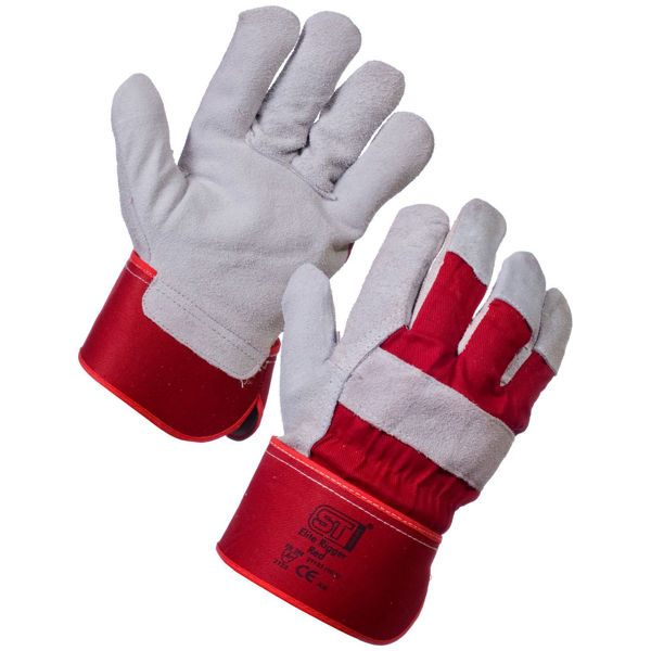 Supertouch Elite Rigger, Red