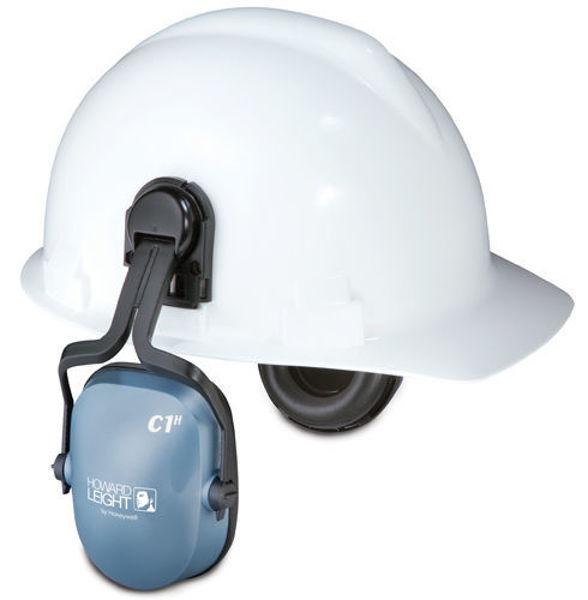 Honeywell Howard Leight C1H Helmet Attachment Ear Muff,  26dB