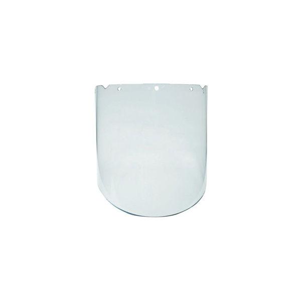 SUPERVIZOR SV9PC Clear Polycarbonate Visor (230mm)