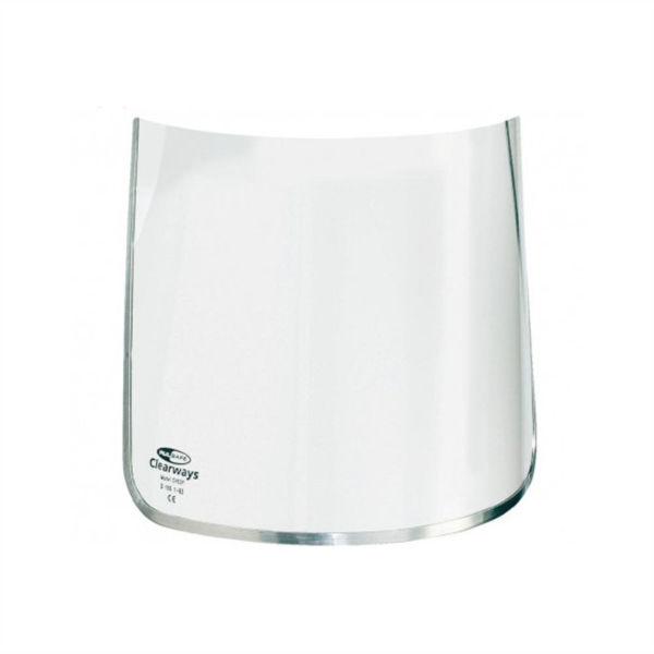 1002354 CV84A/CG Acetate Visor Clear 200MM