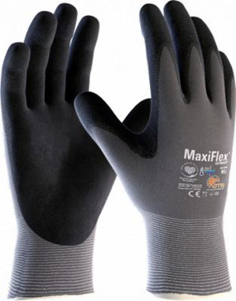 Picture of MAXIFLEX ULTIMATE GLOVE, GREY SIZE:12