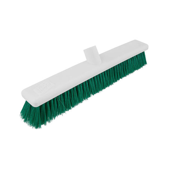 Washable Broom Soft 45cm, Green